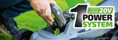 Vorschau 20V battery system